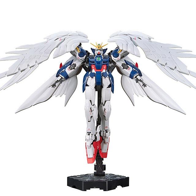 Cool Rg 1144 Wing Gundam Zero Ew Images