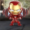 Hot Toys Iron Man Mark L Nano Cannon Version Cosbaby (S) Bobble-Head