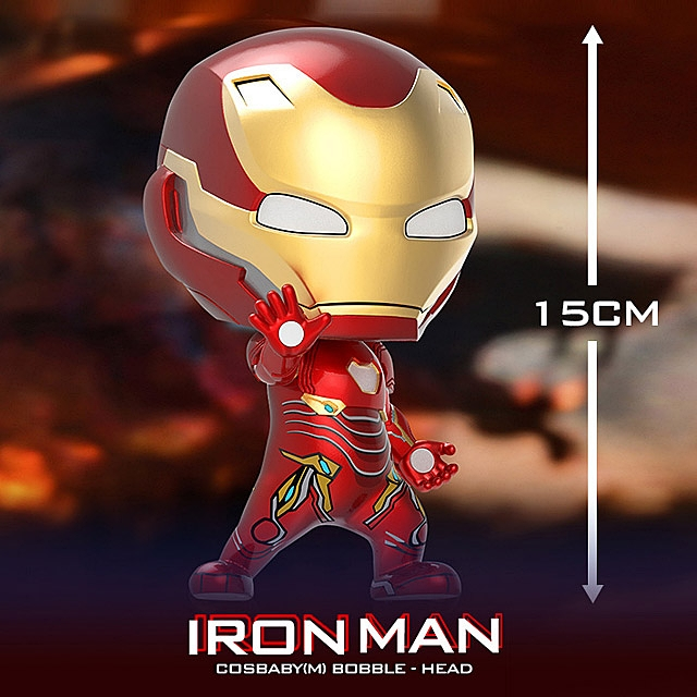Hot Toys Iron Man Mark L Cosbaby (M) Bobble-Head