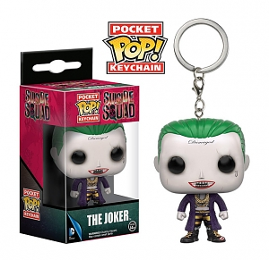 Funko POP Suicide Squad - The Joker Keychain