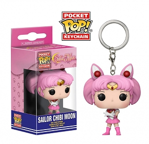 Funko POP Sailor Moon - Sailor Chibi Moon Keychain