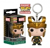 Funko POP Marvel Loki Keychain