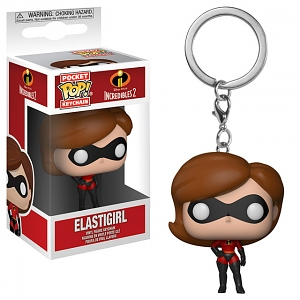 Funko POP Incredibles 2 - Elastigirl Keychain