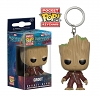 Funko POP Guardian of the Galaxy Vol. 2 - Angry Groot Keychain