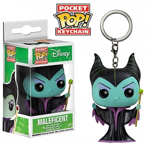 Funko POP Disney - Maleficent Keychain