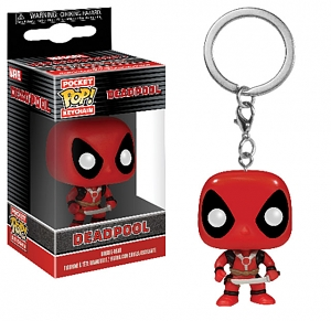 Funko POP Deadpool Keychain