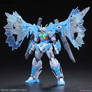 Bandai 1/144 HG Gundam 00 Sky (Higher Than Skyphase)