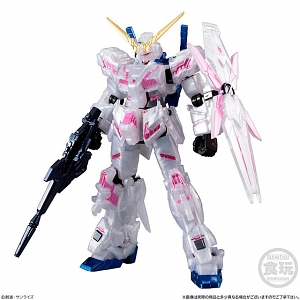 Mobile Suit Gundam G Frame RX-0 Unicorn Gundam (Destroy Mode) Pearl Metallic Ver