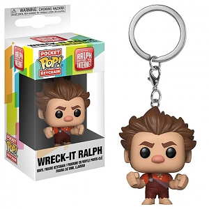 Funko POP Wreck-It Ralph Keychain