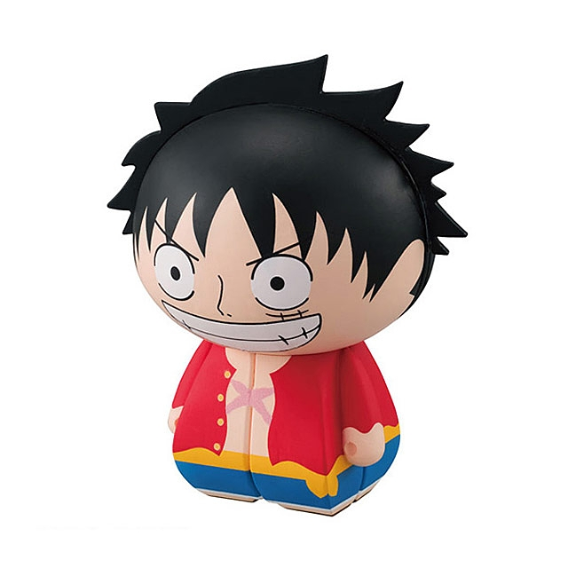 Megahouse Charaction CUBE One Piece - Monkey D Luffy