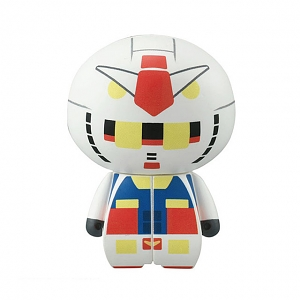 Megahouse Charaction CUBE Mobile Suit Gundam - RX-78-2 Gundam