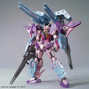 Bandai 1/144 HG Gundam 00 Sky HWS (Trans-AM Infinite Mode)
