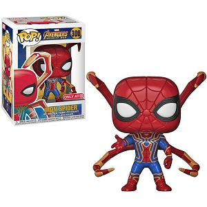 Funko POP Iron Spider #300 Action Figure