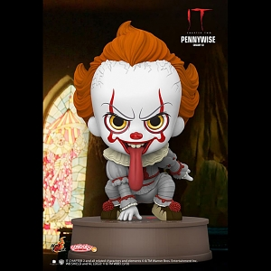 Hot Toys IT Chapter Two - Pennywise Cosbaby (S) Bobble-Head
