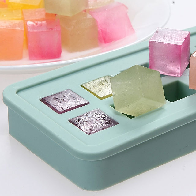 Silicone 20-Cube Ice/Jelly Mold