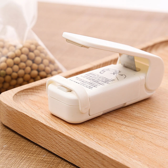 Mini Portable Heat Sealing Machine
