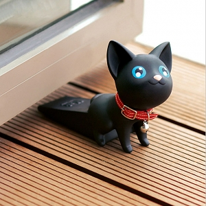 Cute Kat Door Stopper