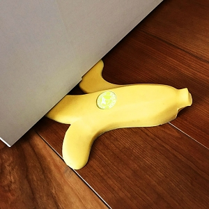 Banana Door Stopper