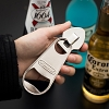Unzip Bottle Opener
