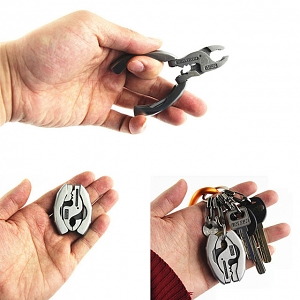Swiss Tech 9-in-1 Micro Pocket Multi-Tool