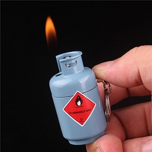 Mini Gas Tank Lighter