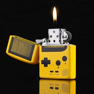 Retro Game Machine Lighter