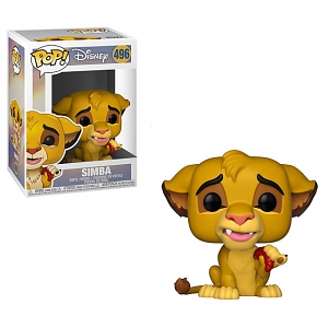 Funko POP The Lion King - Simba #496 Figure