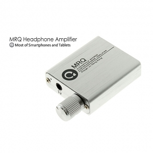 MRQ Headphone Amplifier