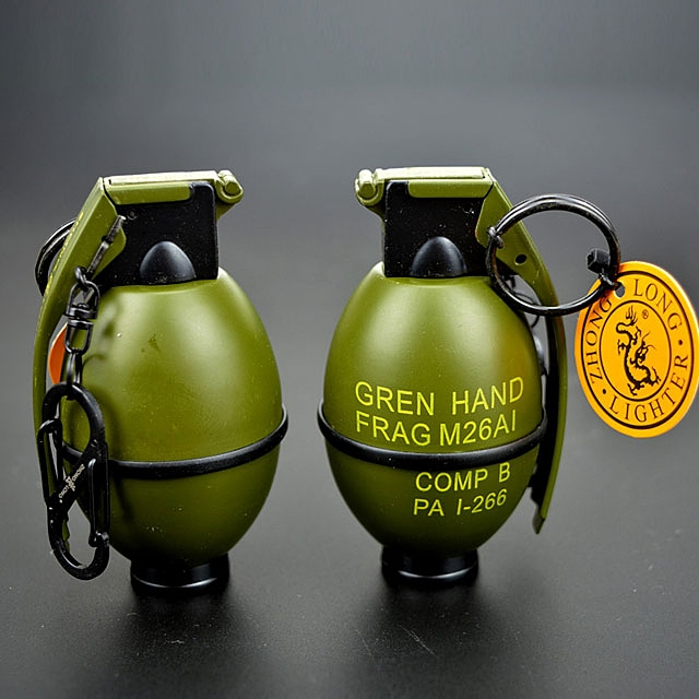 M26AI Hand Grenade Lighter