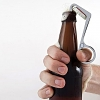 One Hand Bottle Opener