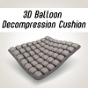 3D Balloon Decompression Cushion