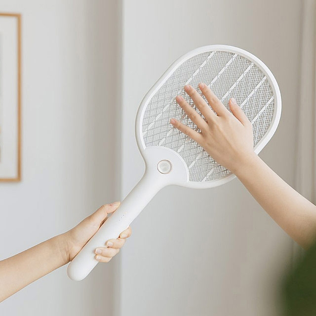 USB Mosquito Repellent Fly Swatter