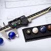 DeskSpace Handcrafted Solar System Desk Accessory