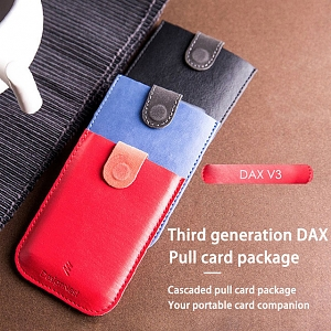 DAX V3 Pocket Card Wallet