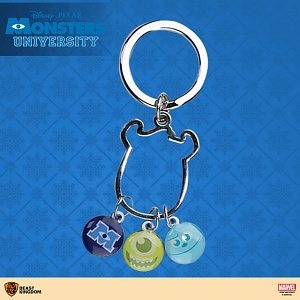 Beast Kingdom Disney Monsters Inc Series Keychain