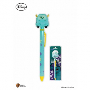 Beast Kingdom Disney Sully Pen with Pull-Back Car