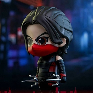 Hot Toys Marvel's Daredevil - Elektra Cosbaby Bobble-Head