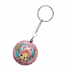 3D Mini Puzzle Ball Keychain - One Piece Chopper