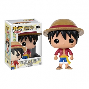 Funko POP One Piece - Monkey D Luffy #98 Figure
