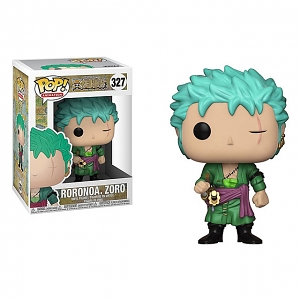 Funko POP One Piece - Roronoa Zoro #327 Figure