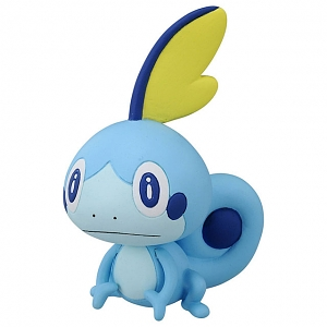 Takara Tomy Pokemon Moncolle-EX Mini Figure - Sobble