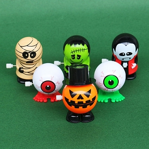Halloween Jumping Toy