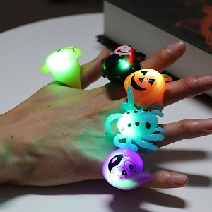 Halloween Cute LED Ring