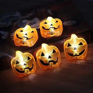 Halloween Pumpkin Mini Lamp