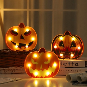 Halloween Pumpkin LED Lamp