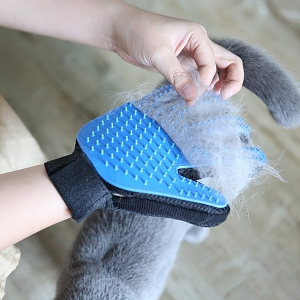 Pet Hair Comb Gloves