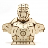 TEAM GREEN Incredibuilds D.I.Y. 3D Puzzle - Iron Man