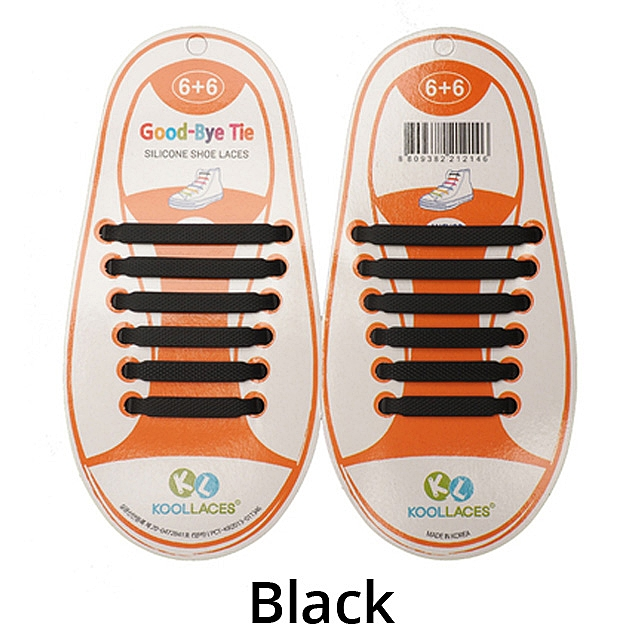 Silicone Shoelace - Kids