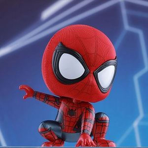Hot Toys Spider-Man Cosbaby (S) Bobble-Head