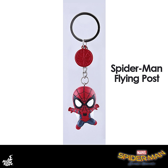 Hot Toys Spider-Man Homecoming Cosbaby (S) Keychain